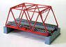 Multi-line Truss Bridge compatible with B-Train Shorty(Unassembled Kit) (Model Train)