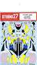 Decal for YZR M1 Tech 3 2005 (No.11) (Model Car)