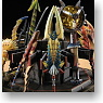 Monster Hunter Hunting Weapons Collection Vol.4 10 pieces (PVC Figure)