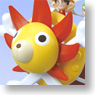 One Piece Sound Thousand Sunny (PVC Figure)