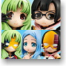 R-style Star Driver: Kagayaki no Takuto 6 pieces (PVC Figure)