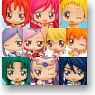 Deformeister Petit Pretty Cure All Stars Ver.cure 10 pieces (PVC Figure)