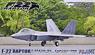 F-22 ラプター DX. エッチングパーツ付き (プラモデル)