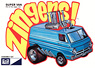 Zinggers Super Van (Model Car)