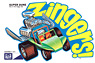 Zinggers Super Dune (Model Car)