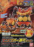 Pokemon Plastic Model Collection Enbuoh Evolution Set (Plastic model)