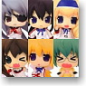 IS (Infinite Stratos) Collection Figure 8 pieces (PVC Figure)
