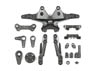 OP1289 FF-03 Carbon Chassis Part K (Stiffener) (RC Model)