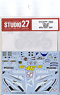Decal for YZR-M1 #5/#46 Special Irta Test 2007 (Model Car)