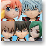 Half Age Characters Gintama 8 pieces (PVC Figure)