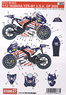 Decal for YAMAHA YZR-M1 U.S.A. GP 2008 (Model Car)