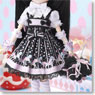 Angalic Pretty Sugary Carnival Black Version Set (Fashion Doll)