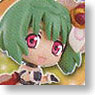 Macross Frontier The Movie Nyan Putit Mascot Final 10 pieces (Shokugan)