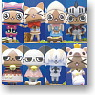 Monster Hunter Trading Mascot Friends of Airou Village Vol.2 8 pieces (PVC Figure)