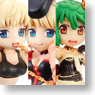 R-style Macross Frontier The Movie: The Wings of Goodbye 2 9 pieces (PVC Figure)