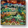 Monster Hunter Portable 3rd Hunters Cleaning Cloth Map (Anime Toy)