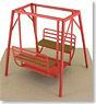 [Miniatuart] Miniatuart Petit Seat Swing (Unassembled Kit) (Model Train)