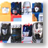 Transformers Chronicle EZ Collection 01 (12 pieces) (Completed)