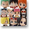 Deformeister Petit One Piece Vol.4 10 pieces (PVC Figure)