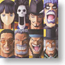 One Piece Great Deep Collection 3 6 pieces (PVC Figure)