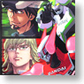 Tiger & Bunny Official Sleeve Collection (Card Sleeve)