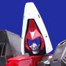 EM Alloy Machine Robo Revenge of Cronos Blue Jet (Completed)