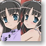 Aria the Scarlet Ammo Hotogi Shirayuki Dakimakura Cover (Anime Toy)