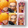 One Piece H.O.O.K.2 6 pieces (PVC Figure)