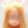 Hair Implant Head 11-01 (Natural/Blonde) (Fashion Doll)