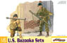 WW.II Bazooka Set, M1 & M9 (Plastic model)