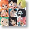 Petit Chara Land One Piece sky! parasol ver. 10 pieces (PVC Figure)