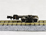 Bogie Type DT22 (Long) (Black) (2pcs.) (Model Train)