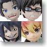 Half Age Characters Blue Exorcist Vol.2 8 pieces (PVC Figure)