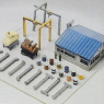Factory Annexed Structure A (Unassembled Kit) (Model Train)