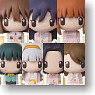 Chara Fortune The Idolmaster (Part2) 18 pieces (PVC Figure)
