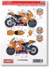 Decal for RC212V REPSOL #4/26/27 MotoGP 2011 Special Color (Model Car)