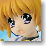 [Magical Girl Lyrical Nanoha The Movie 1st] Takamachi Nanoha (PVC Figure)