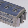 Train Shed (Unassembled Kit) (Model Train)