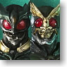 S.I.C. Kamen Rider Gills & Kamen Rider Another Agito (Completed)