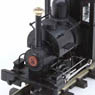 (HOe) Kouzuke Railway 5-II PORTER Saddle Tank Steam Locomotive (Unassembled Kit) (Model Train)