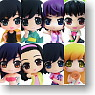 Speaker Mascot Nisemonogatari 8 pieces (PVC Figure)