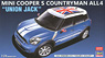 Mini Crossover `Union Jack` (Model Car)