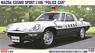 Mazda Cosmo Sport L10B `Hiroshima Police` (Model Car)