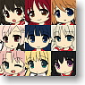 Pikuriru! To Heart2 DX Plus Trading Strap 10 pieces (Anime Toy)