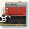 (Z) DD51-1000 A Cold District Type Engine Renewaled Design Car (Model Train)
