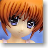 Magical Girl Lyrical Nanoha The Movie 1st Takamachi Nanoha Swim Wear Ver. (PVC Figure)
