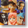 Chess Pieces Collection R One Piece Vol.2 6 pieces (PVC Figure)