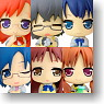 Nanokore Series Waiting in the Summer Collection Figure 8 pieces (PVC Figure)