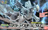 Pokemon Plastic Model Collection Black Kyurem (Plastic model)