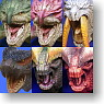 Monster Hunter Hunting Trophy Magnet Collection 8 pieces (Anime Toy)
